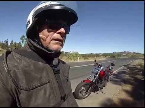 Harley Davidson Fatbob vs Wideglide, 103. Compare.Stage2 to 1