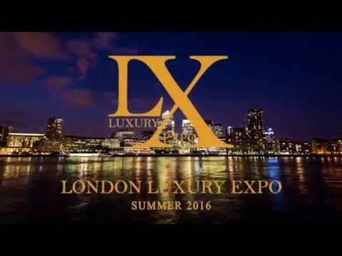 London Luxury Expo Promo