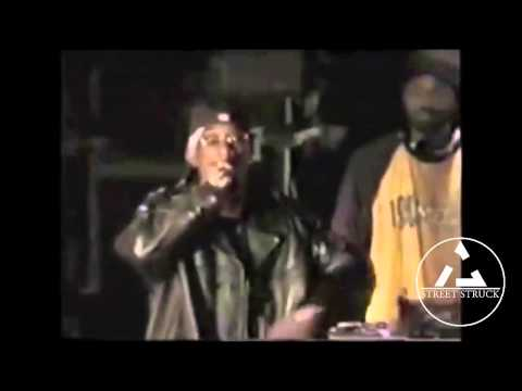 Big L - Freestyle At The Tramps - Exclusive