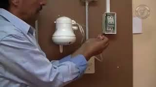 Como instalar la Ducha Lorenzetti (en vivo)