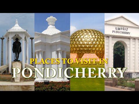 Pondicherry Tourism - Tourist place in India