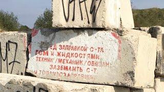 Milovice Bozi Dar бывший военный городок 09 2016
