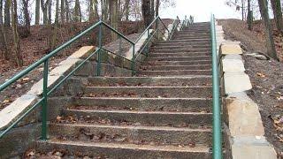 Rekonstrukce sokolských schodů