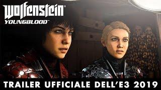 Wolfenstein: Youngblood - Trailer ufficiale dell'E3 2019