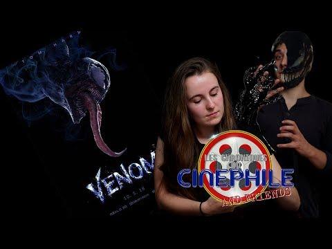 Les chroniques du cinéphile - Venom feat Sandrine Grasland