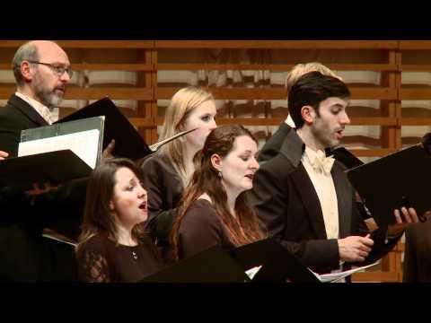 Ensemble Corund performs John Rutter: Nativity Carol