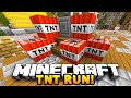 Minecraft TNT RUN!