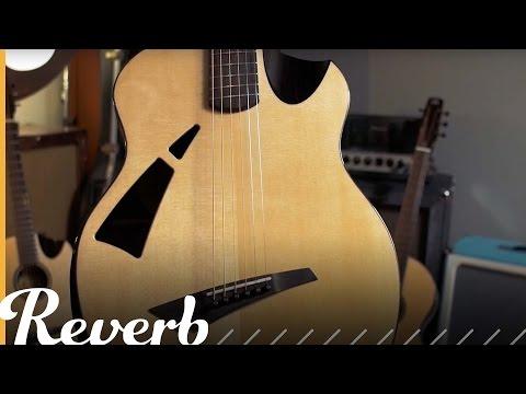 Avian Guitars: Skylark Deluxe Fan Fret, Songbird Deluxe & Dove Deluxe | Reverb Demo Video