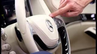 NEW Mercedes-Benz S-Class 2014 - INFOTAINMENT  | AutoMotoTV