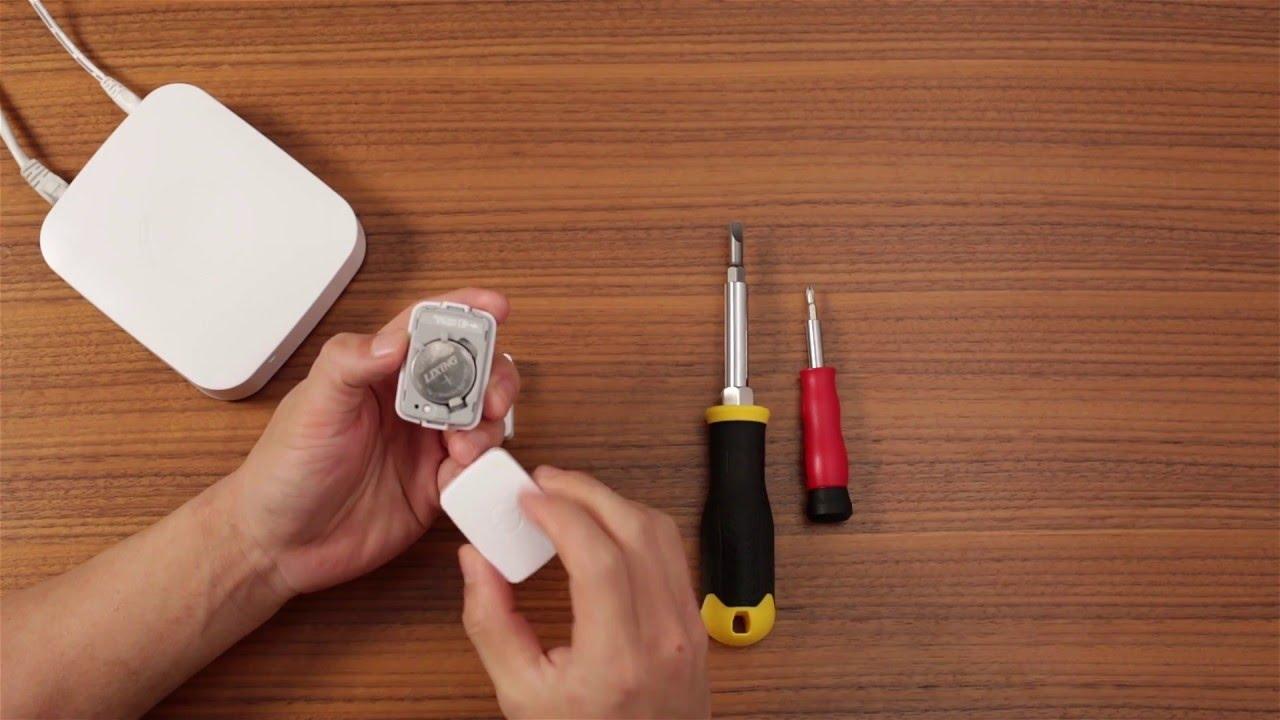 How to Reset the Samsung SmartThings Multipurpose Sensor