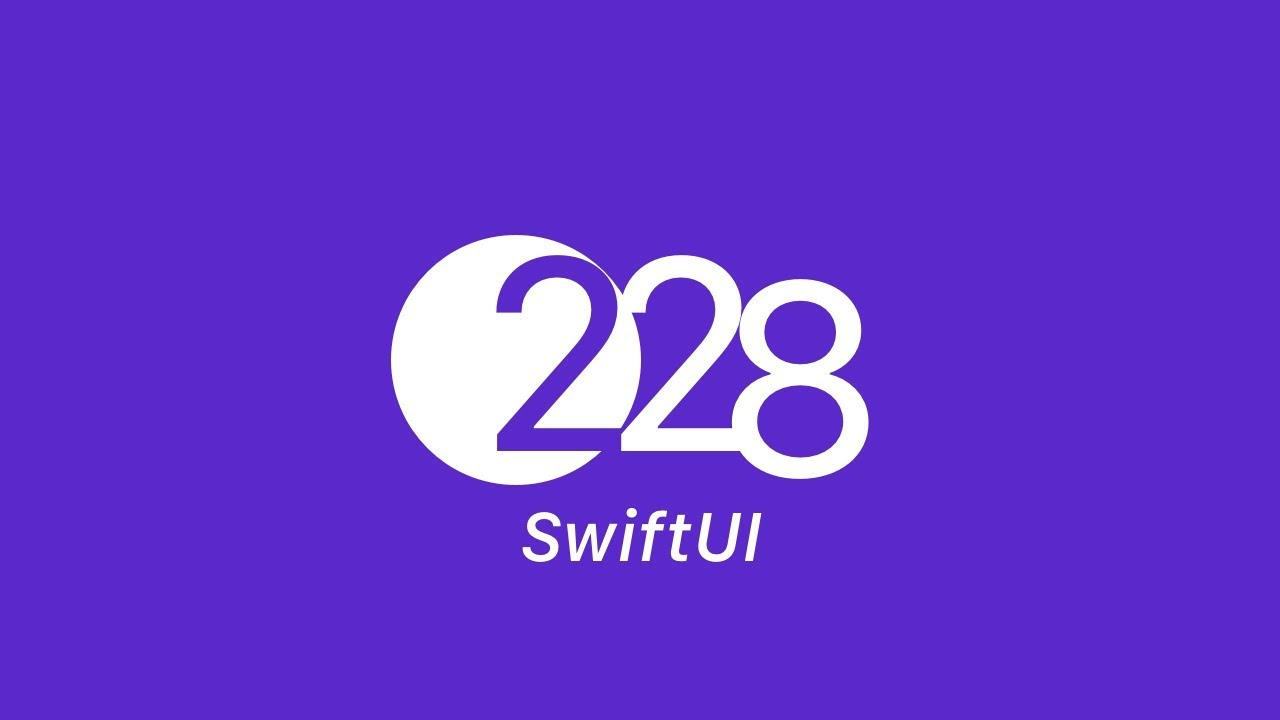 Lost in SwiftUI — TwoTwenty8 LLC