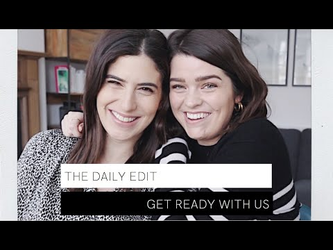 A Chatty Get Ready With LILY! | THE DAILY EDIT | The Anna Edit