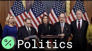 Pelosi Refuses to Say When She'll Send Impeachment Articles to the Senate