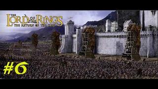 Asedio De Minas Tirith #6 | El Retorno Del Rey | ESDLA