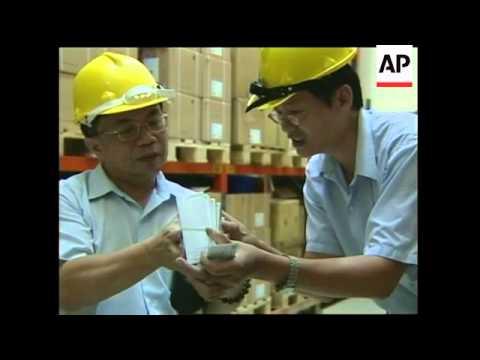 Taiwan donates drugs to fight Bird Flu in Vietnam