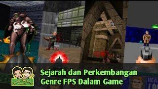 Sejarah dan Perkembangan Genre Fps di Dalam Game
