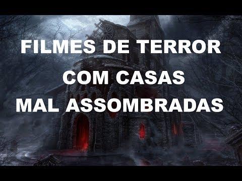 Filmes de terror com casas mal assombradas