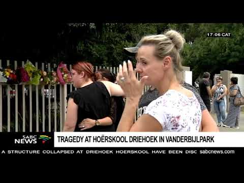 Terry Oakley-Smith on Hoërskool Driehoek tragedy
