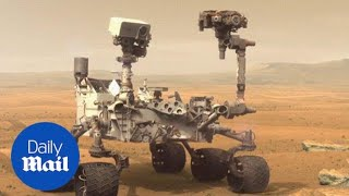 NASA has discovered ancient organics on the surface of Mars - Daily Mail Mp3