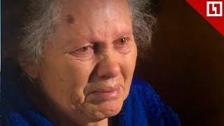 """Бабушка """"керченского стрелка"""" просит прощения у родных погибших"""