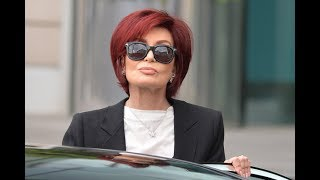 Sharon Osbourne REPLACED on X Factor and you won't believe who has taken her seat