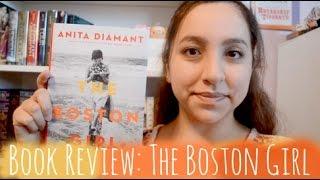 Book Corner: The Boston Girl Review