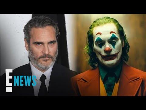 "Analyzing Joaquin Phoenix's Dark ""Joker"" Role: VidBits   E! News"