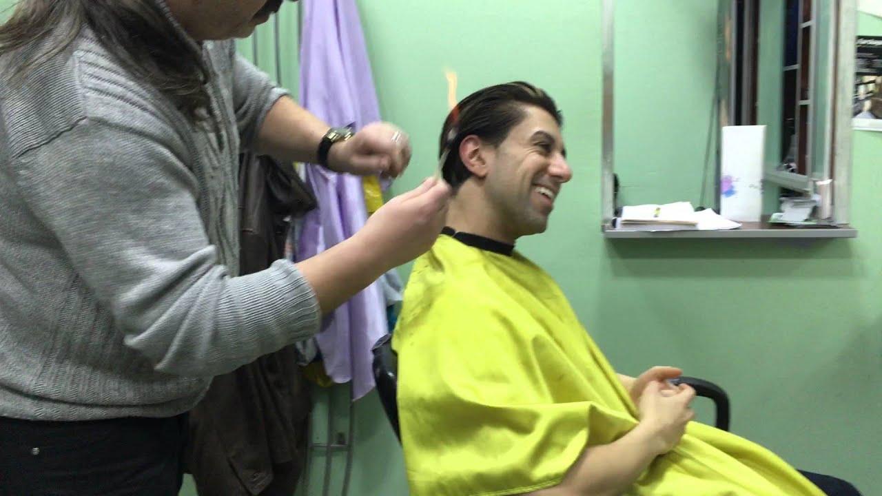 Haare entfernen feuer