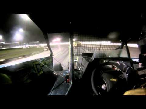 Mohawk International Raceway DIRTcar Sportsman SDS Feature Joey Ladouceur
