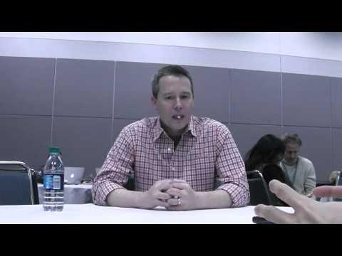Wondercon Press roundtable Elementary with creator Robert Doherty
