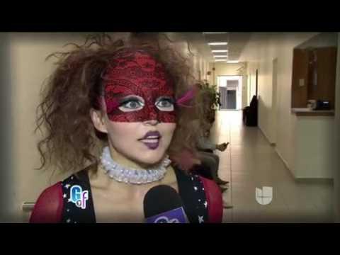 Download Anglique Boyer - Entrevista El Gordo y La Flaca