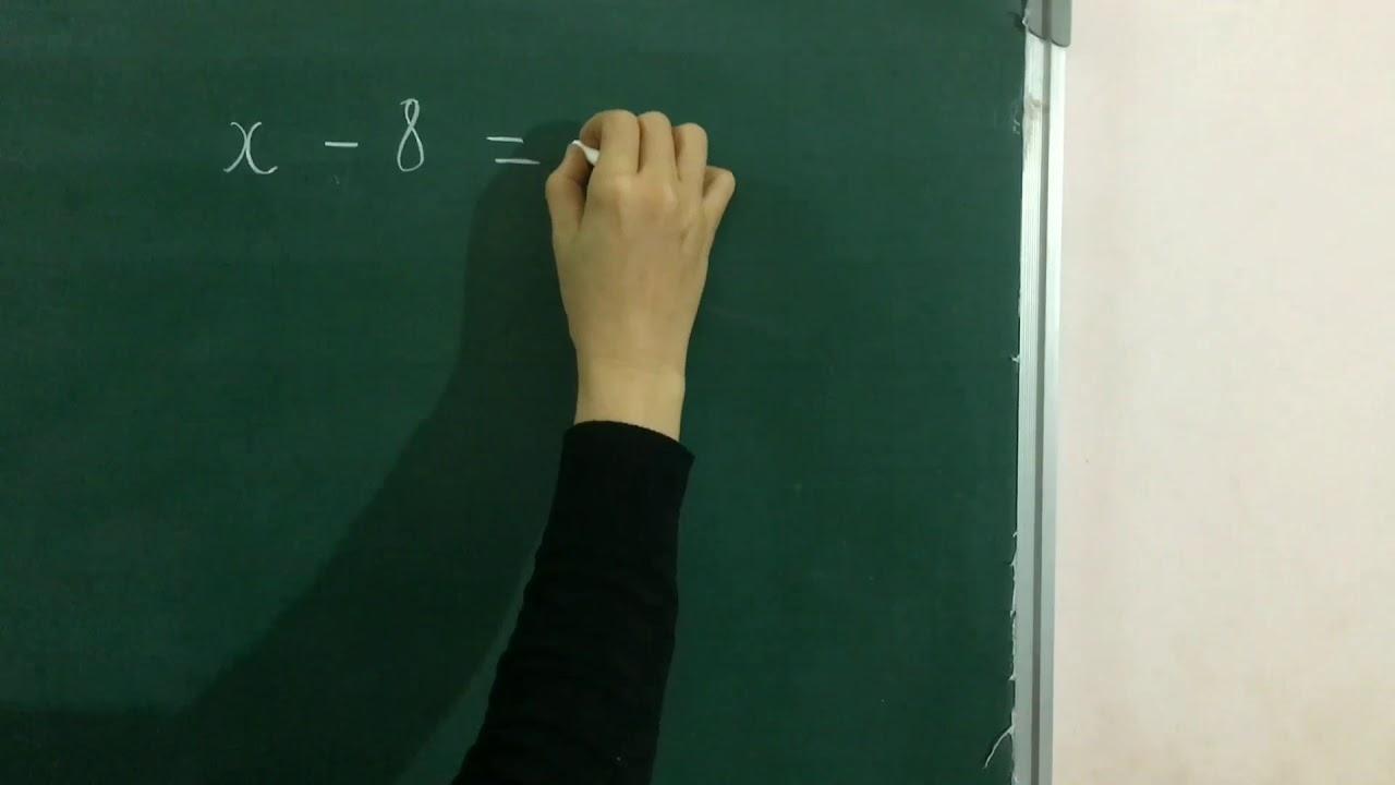 Ôn tập các dạng toán tìm X- lớp 2 (GV: Nguyễn Thị Hương Nhu)
