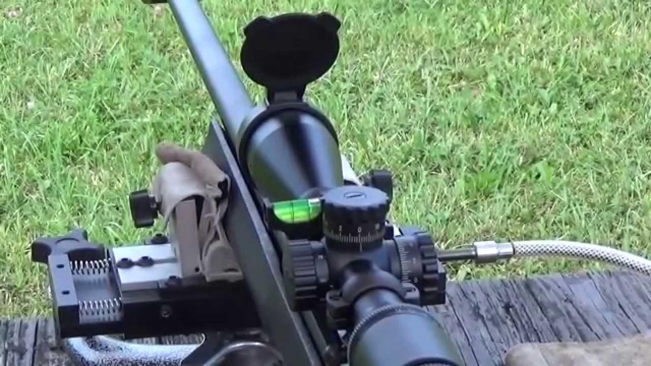Vortex Optics Riflescope Lo Pro Bubblevels