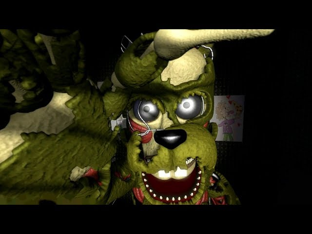 [SFM FNAF] SCRAPTRAP William Afton