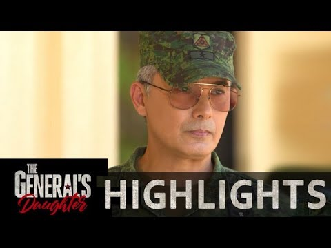 Marcial worries about the passing of a teenage girl | The General's Daughter