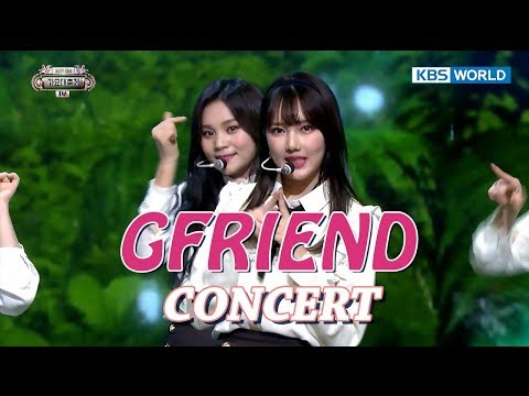 GFRIEND CONCERT | 여자친구 콘서트 [SUB: ENG/CHN/2017 KBS Song Festival(가요대축제)]