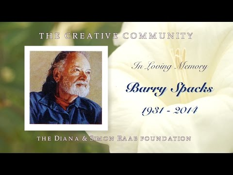 The Creative Community: Remembering Barry Spacks