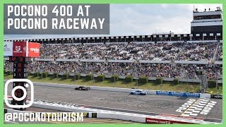Pocono 400 in the Pocono Mountains | June 2019