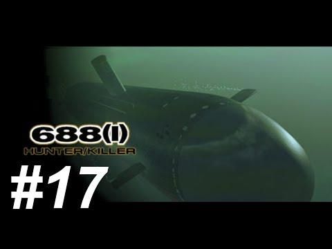 688(I) Hunter/Killer (17) RO/RO, Row Your Boat 3  