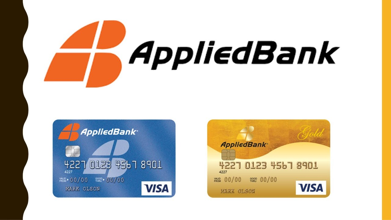 (7) Applied Bank Credit Cards Review // Credit Cards for bad credit