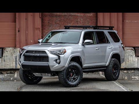 """Custom 2018 Toyota 4Runner TRD Off Road 3"""" ToyTec Lift + Green Lane"""