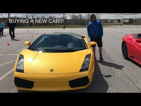 BUYING A NEW CAR!!!!!!!