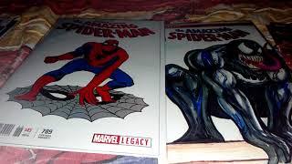¿Que comic actual  de spider-man es mejor en México??