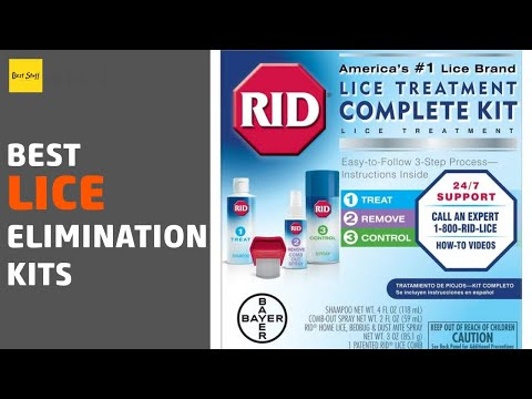 ��7 Best Lice Elimination Kits 2020