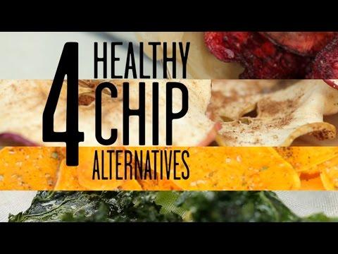 4 Healthy Chip Alternatives | MyRecipes