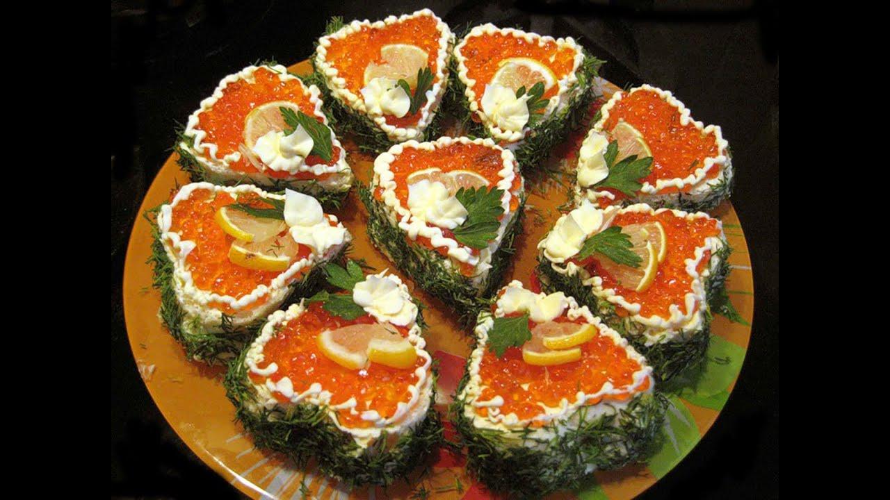 Блюда для праздничного стола рецепты с фото