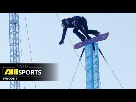 Inside AlliSports Episode 1 Action Sports News - Shaun White Kolohe Andino Kelly Slater & More