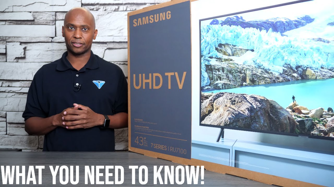 Samsung RU7100 Series UHD 4K TV - What You Need To Know