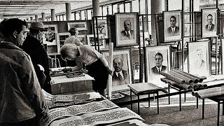 Советская торговля. / Soviet trade