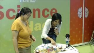 Arduino for elderly presentation - Science Hack Day